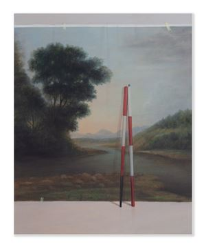 Vanishing Point by Emily Wolfe contemporary artwork