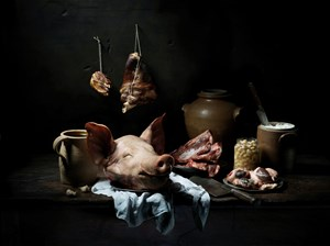 Cochon by Nicolas Wilmouth contemporary artwork