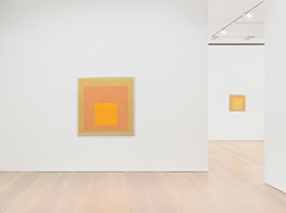 'Sunny Side Up': Josef Albers' yellow paintings look on the bright side