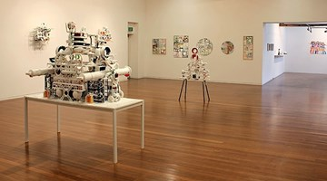 Contemporary art exhibition, Teppei Kaneuji, Post-Nothing at Roslyn Oxley9 Gallery, Sydney