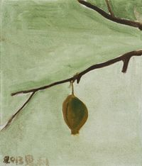 Fruit by Zhang Enli contemporary artwork painting