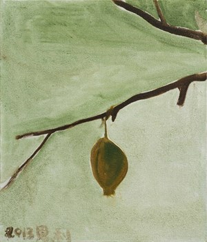 Fruit by Zhang Enli contemporary artwork