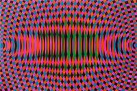 Sonic Fragment No. 57 by John Aslanidis contemporary artwork painting