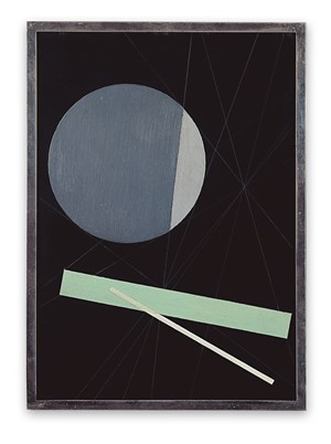 Composition TP5 by László Moholy-Nagy contemporary artwork