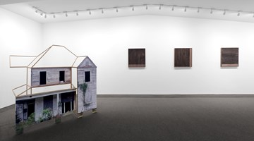 Contemporary art exhibition, Group Exhibition, Facing Grain at Krakow Witkin Gallery, Boston