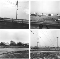 Vacant Lots by Ed Ruscha contemporary artwork