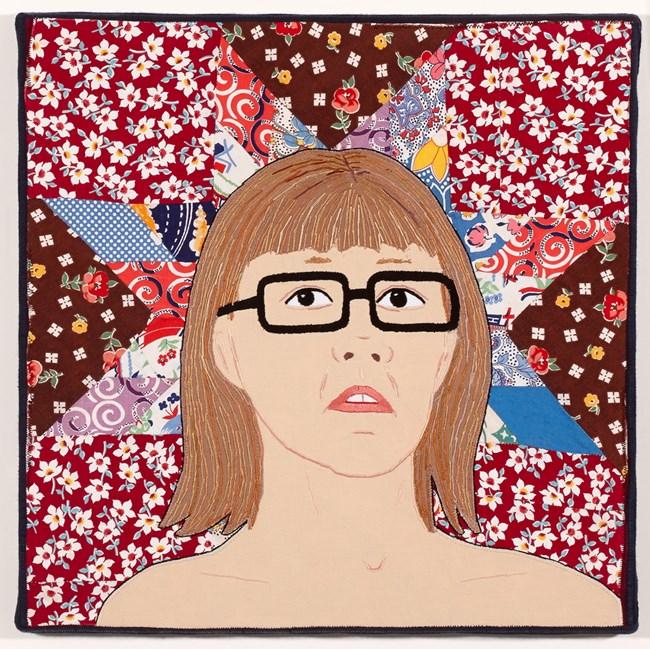 Lone Star IV by Adrienne Doig contemporary artwork