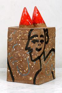 Untitled Box by Johanna Schweizer contemporary artwork sculpture