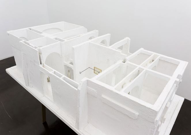 Wang Luyan, Corresponding Non-correspondence, Beijing Commune, Beijing (5 July–21 August 2018). Courtesy the artist and Beijing Commune.