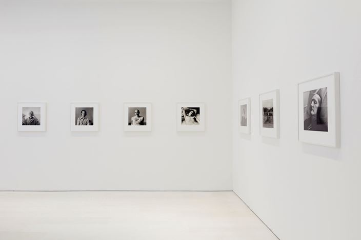 Exhibition view: Peter Hujar, Master Class, Pace Gallery, New York (14 September–19 October 2019). Courtesy Pace Gallery.