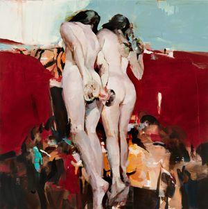 Provocation by Alex Kanevsky contemporary artwork