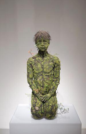 Seiza by Émeric Chantier contemporary artwork