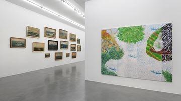 Contemporary art exhibition, Group Exhibition, En Plein Air at Simon Lee Gallery, London, United Kingdom