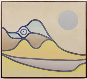 Desert Evolution 2 by Anthony Miler contemporary artwork
