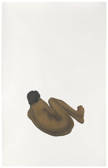 The Fall by Ali Kazim contemporary artwork