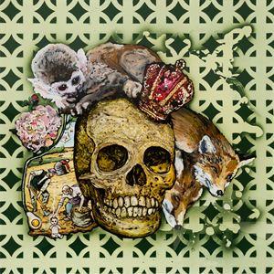 Tod sind wir noch lange nicht II by Wolf Hamm contemporary artwork