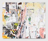 Joel and Haze by Chris Huen Sin Kan contemporary artwork painting
