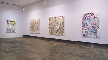 Contemporary art exhibition, Wu Jian'an, Infinite Labyrinth: New Works by Wu Jian'an (Part 2) at ArtFarm, Salt Point, New York
