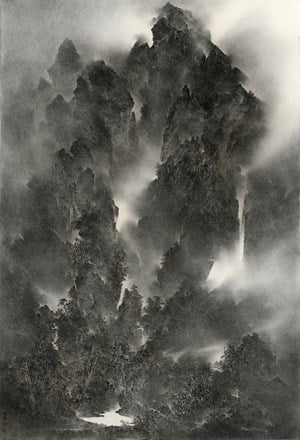 THE TWENTY-FOUR SOLAR TERMS: Great Heat 二十四節氣之大暑 by Cao Xiaoyang contemporary artwork