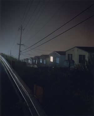 Untitled #2523 by Todd Hido contemporary artwork