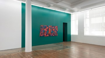 Contemporary art exhibition, Imogen Taylor, Betwixt and Between at Michael Lett, Auckland