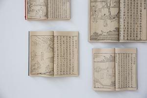 Handbook for the Boudoir by Peng Wei contemporary artwork