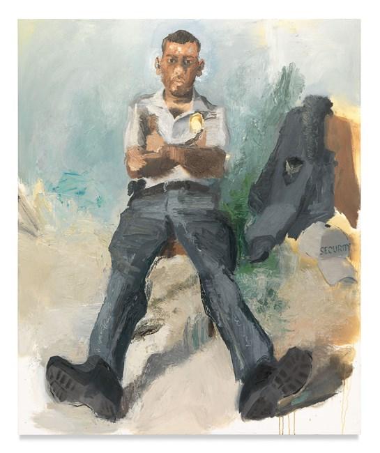 Roger by John Sonsini contemporary artwork