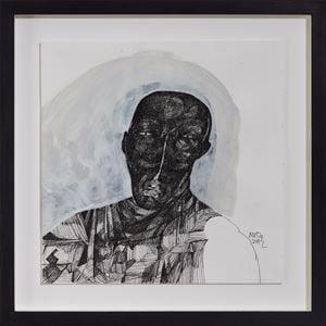 Untitled by Mutaz Elemam contemporary artwork