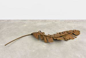 Novel Without a Title #5 by Thu Van Tran contemporary artwork