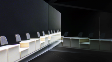 Contemporary art exhibition, Anri Sala, Take Over at Esther Schipper, Berlin