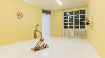 Contemporary art exhibition, Liao Wen, Almost Collapsing Balance at Capsule Shanghai, China