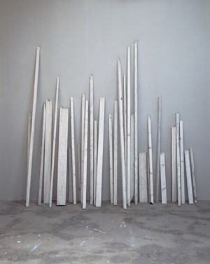 Wood/Wood by Hu Xiaoyuan contemporary artwork
