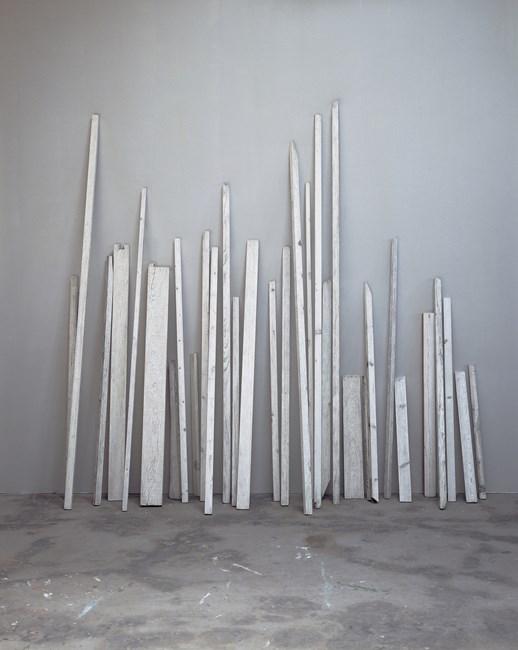 Wood/Wood by Hu Xiaoyuan contemporary artwork