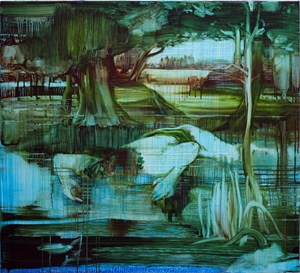 Narcissus by Adrienne Gaha contemporary artwork