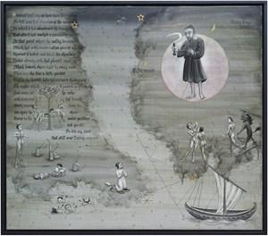 Akaroa 2 by Roger Mortimer contemporary artwork