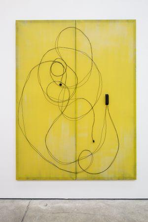 Calm in the Deep Below by Martin Boyce contemporary artwork sculpture