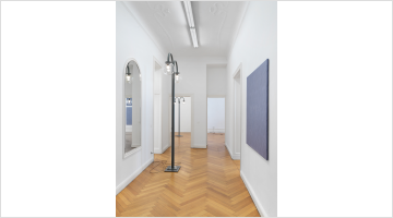 Contemporary art exhibition, Gili Tal, For the Sake of Those Who Would Discriminate Between Hallucinations at Galerie Buchholz, Berlin, Germany
