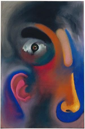 Head #166 by Lucas Samaras contemporary artwork