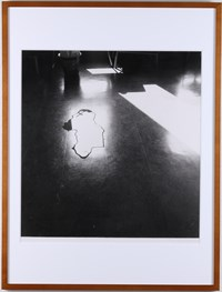 Symptom-Floor, Water  (P.W.-No.50) by Koji Enokura contemporary artwork photography