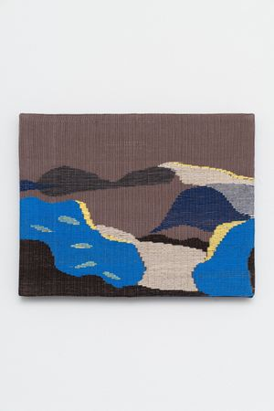 Before It Melts by Miranda Fengyuan Zhang contemporary artwork textile