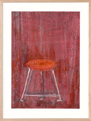 Seat by Sabine Moritz contemporary artwork