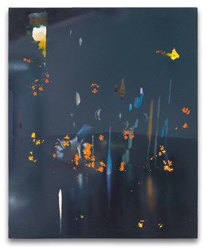 Embers by Tom LaDuke contemporary artwork painting