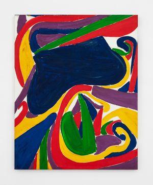 Sans titre by Alain Jacquet contemporary artwork