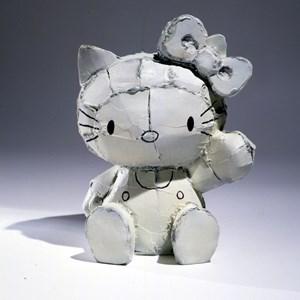 Hello Kitty by Tom Sachs contemporary artwork