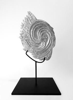 Spiral Nebula by Kiki Smith contemporary artwork sculpture