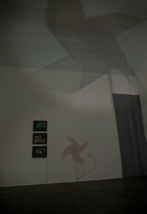 Dreamed-Breeze-1 我梦有风-1 by Birdhead contemporary artwork