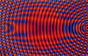 Sonic Fragment No. 56 by John Aslanidis contemporary artwork