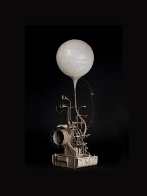 The Pilot by Daniel Agdag contemporary artwork