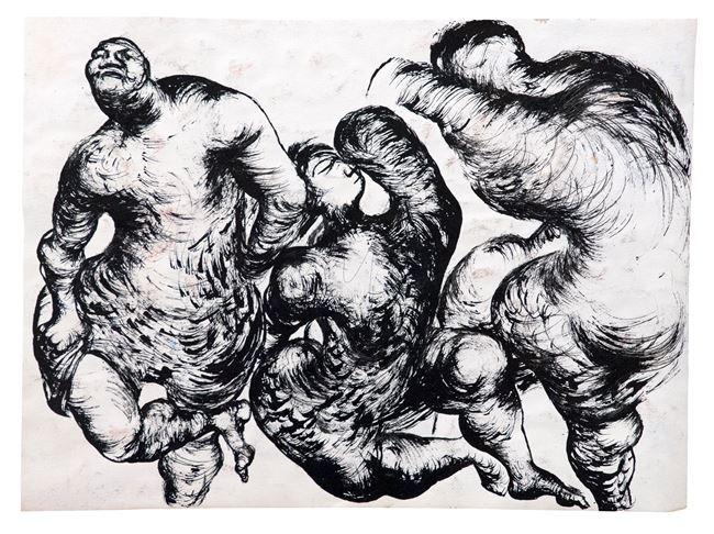 Untitled by Evgeny Chubarov contemporary artwork