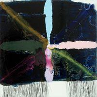 La La La La (Rugged) by Marie Le Lievre contemporary artwork painting, works on paper, drawing